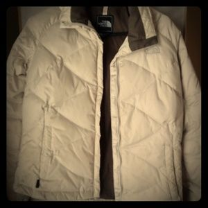 The North Face Ivory Coat